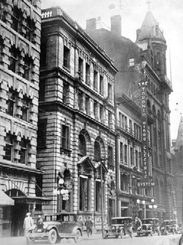 Historic Photo of Birkbeck Building